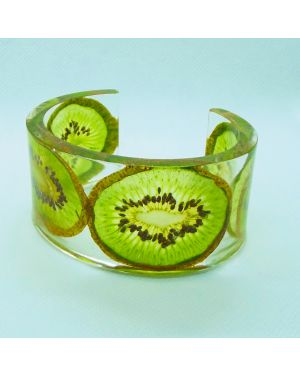 Kiwi fruit bangle