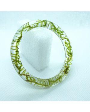 Scottish moss narrow bracelet