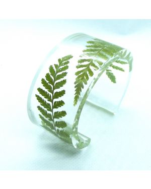 Scottish fern bangle