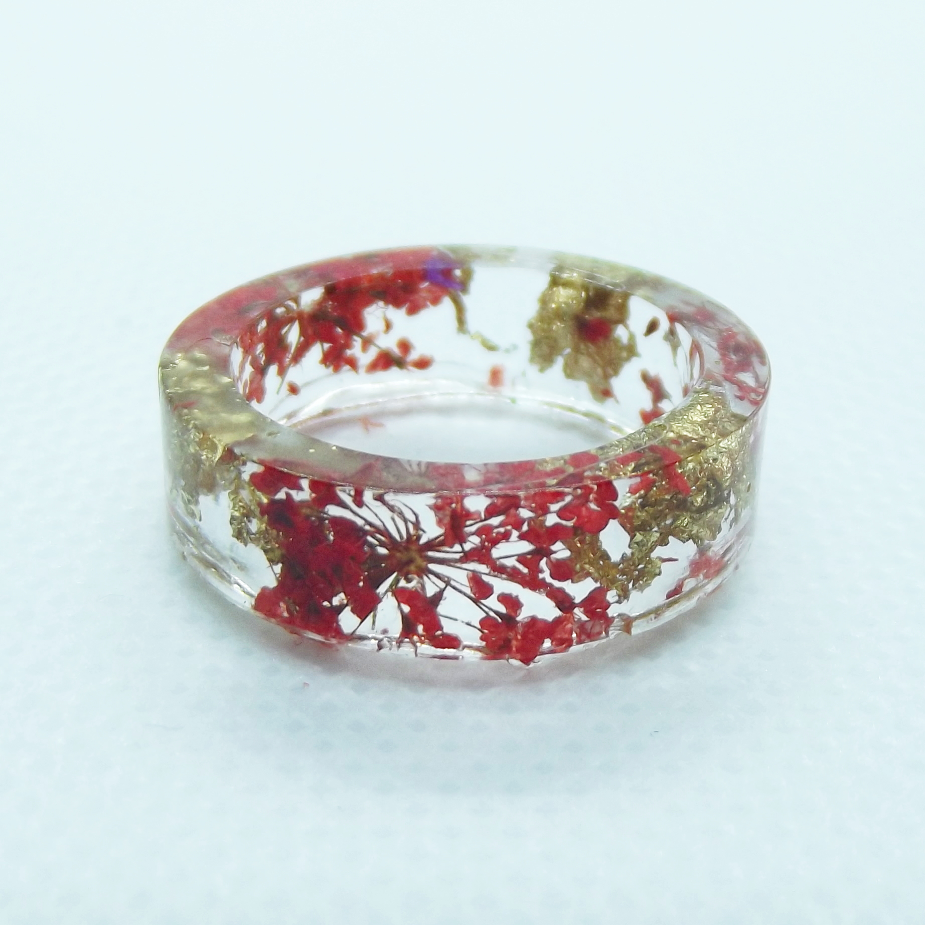 Resin Engagement Ring: Is It Even A Thing?